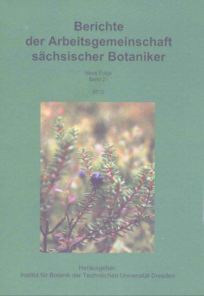 Berichte AGsB, Band 21